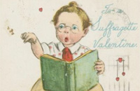 To a Suffragette Valentine