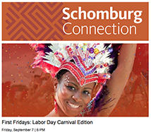 Schomburg Center Newsletter