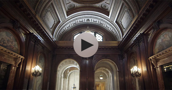 Inside The New York Public Library: The Stephen A. Schwarzman Buidling
